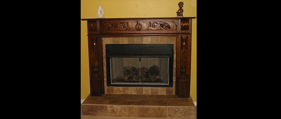 Fireplace Mantels