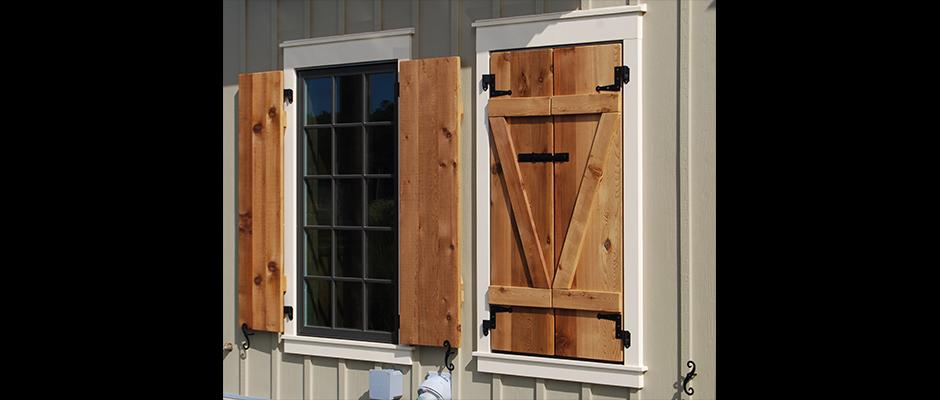 Window Shutters Design by Snoden